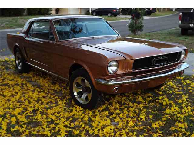 1965 Ford Mustang | 995784