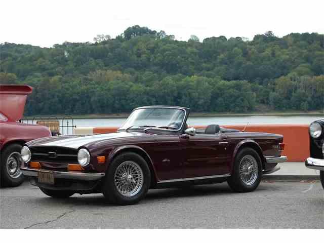 1971 Triumph TR6 | 995785