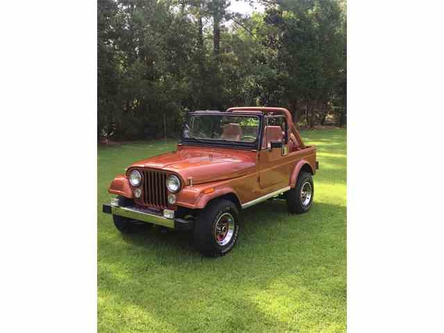 1982 Jeep CJ7 | 995789