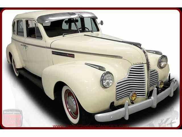 1940 Buick 4 Door Touring Sedan | 995798
