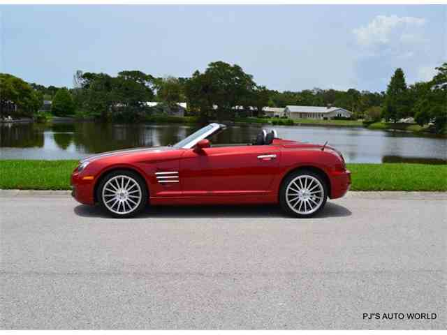 2005 Chrysler Crossfire | 990058
