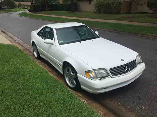 2001 Mercedes-Benz SL500 | 995813