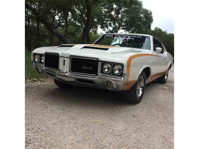 1972 Oldsmobile Hurst | 995832