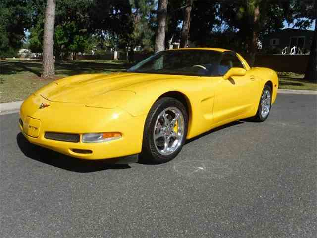 2002 Chevrolet Corvette | 995835