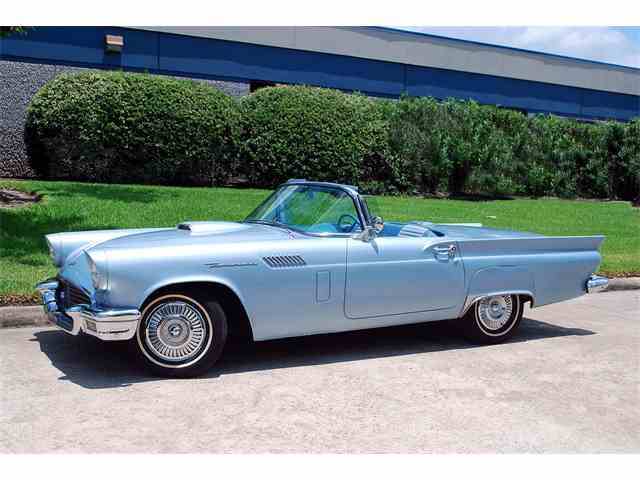 1957 Ford Thunderbird | 990584