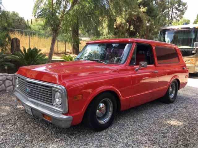 1972 Chevrolet Blazer | 995842