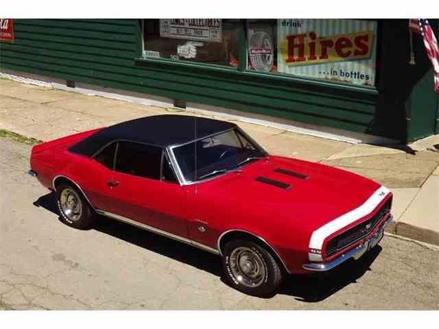 1967 Chevrolet Camaro | 995843