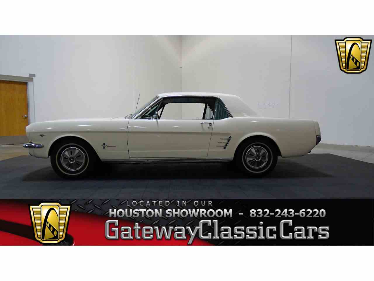 1966 Ford Mustang for Sale - CC-995849