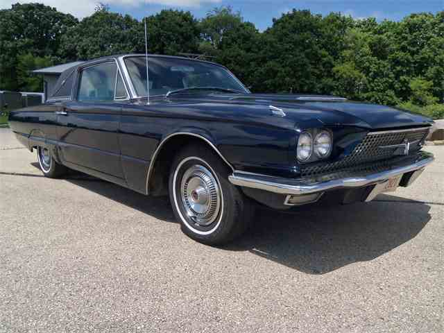 1966 Ford Thunderbird | 990585