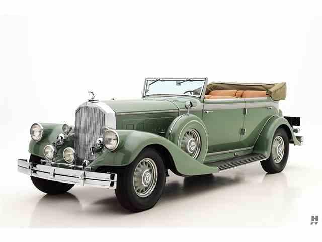 1933 Pierce-Arrow Twelve | 995857