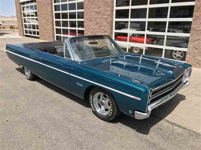 1968 Plymouth Fury III | 995858