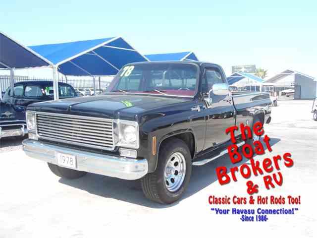 1978 Chevrolet C/K 10 | 995859