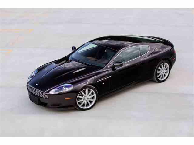 2005 Aston Martin DB9 | 990586