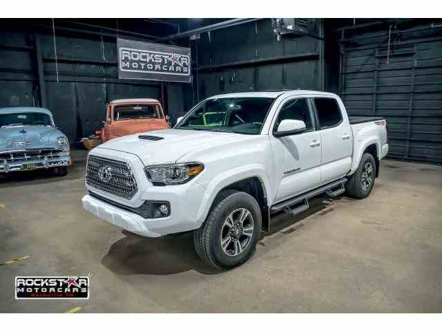 Picture of '17 Tacoma - LCEU