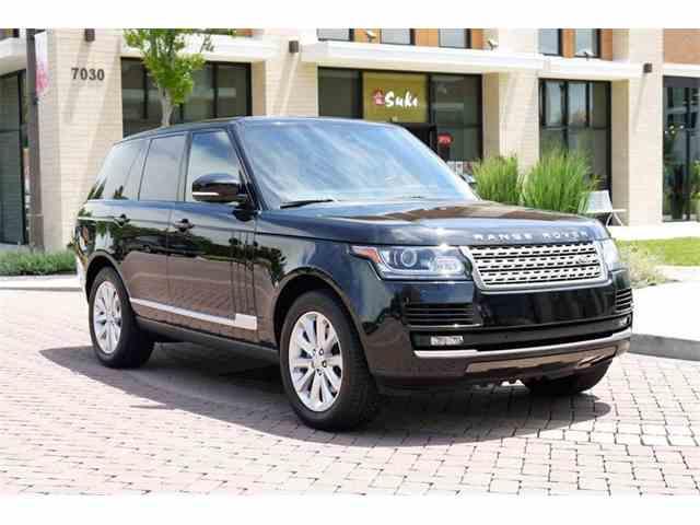 2015 Land Rover Range Rover | 995864