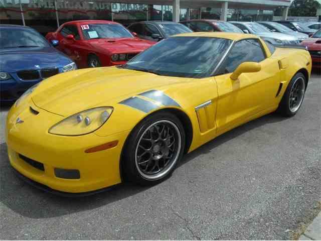 2010 Chevrolet Corvette | 995871