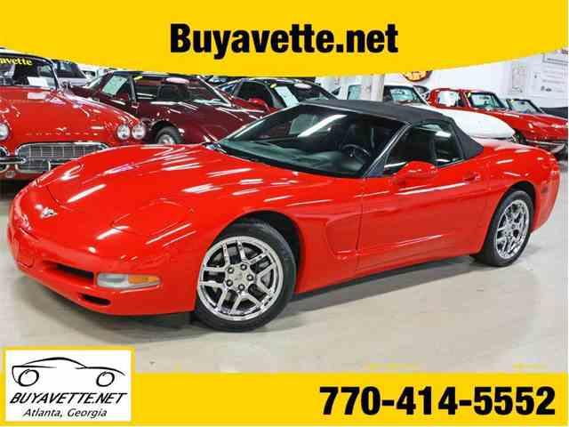 2003 Chevrolet Corvette | 995872