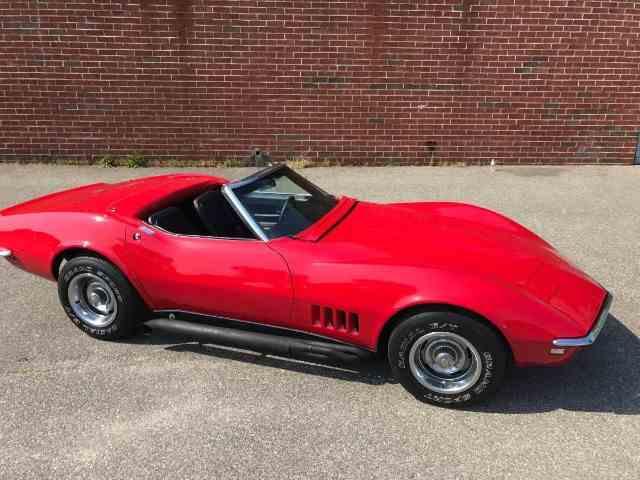 1968 Chevrolet Corvette | 995875