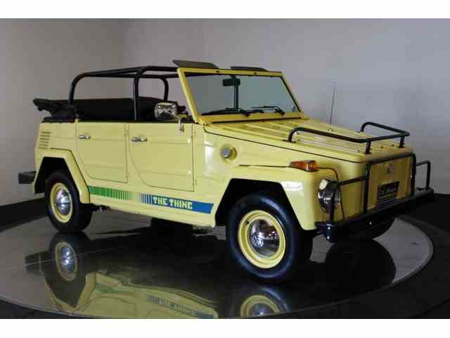 1973 Volkswagen Thing | 995879