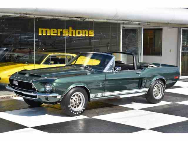 1968 Shelby GT500 | 995890