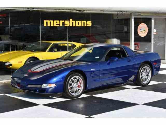 2004 Chevrolet Corvette Z06 | 995894