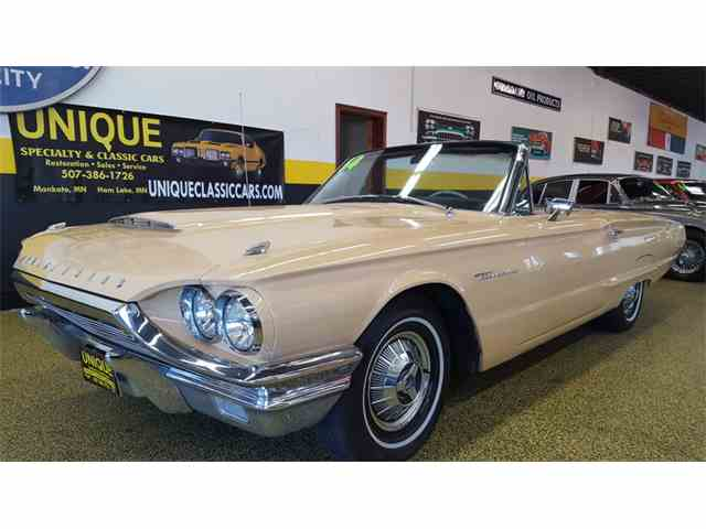 1964 Ford Thunderbird    Convertible | 995907