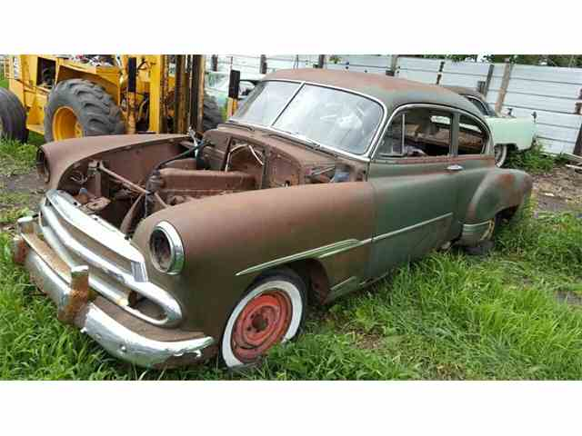 1951 Chevrolet Fleetline    2dr Fastback | 995912