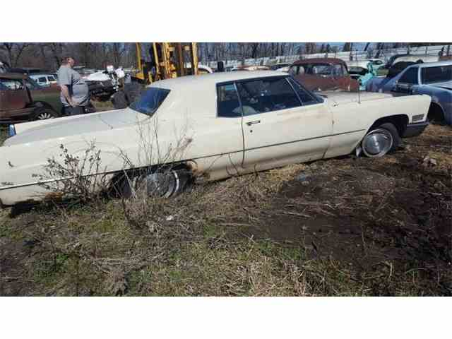 1968 Cadillac Calais    2dr Hardtop | 995917