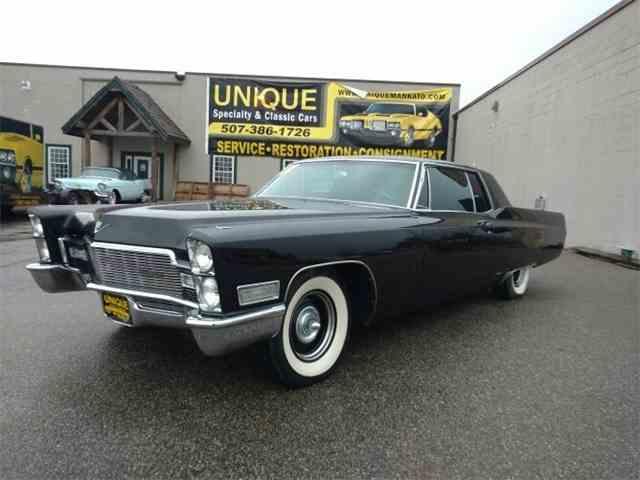 1968 Cadillac DeVille | 995918