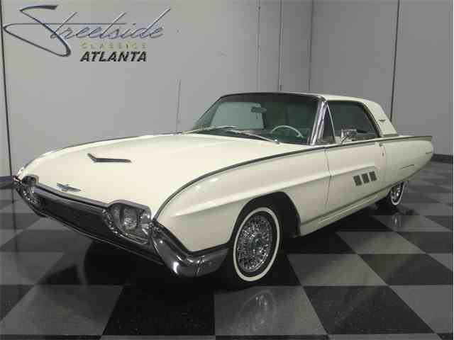 1963 Ford Thunderbird Special Edition Principality of Monaco | 995922
