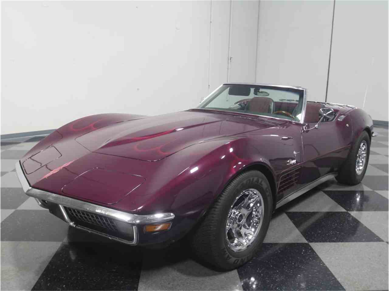 Large Picture of '70 Corvette - LCGN
