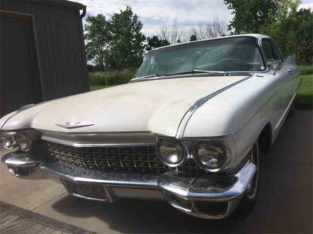 1960 CADILLAC SERIES 62 2 DOOR HARD TOP | 995943
