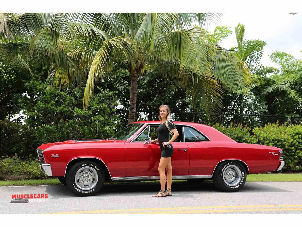 1967 chevrolet chevelle ss 396 2 door hardtop front 3 4 44313 - 1967 Chevy Chevelle Ss 1967 Chevy Camaro Rs Ss Chevy High