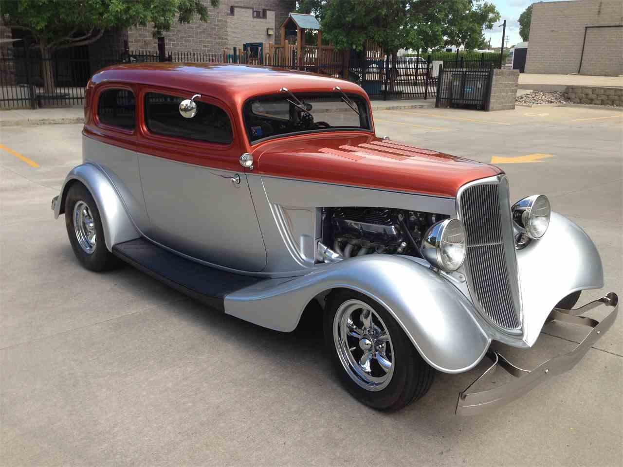 1933 Ford Victoria for Sale - CC-995950