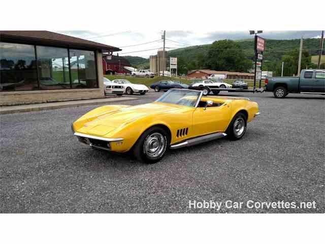 1968 Chevrolet Corvette | 990597
