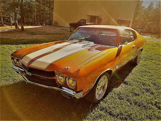 1970 Chevrolet Chevelle SS | 995978