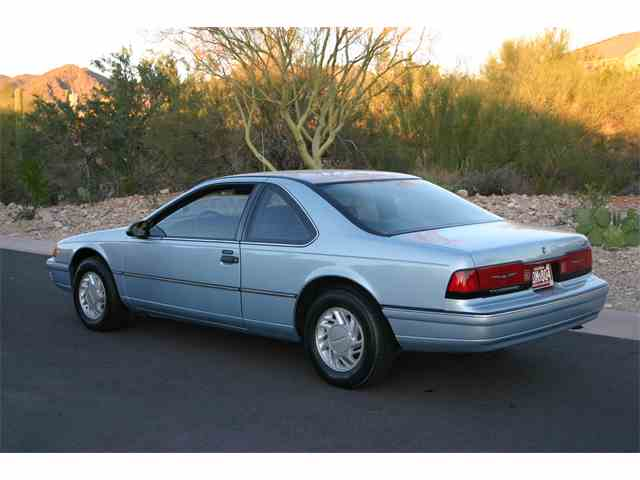 1991 Ford Thunderbird | 995985