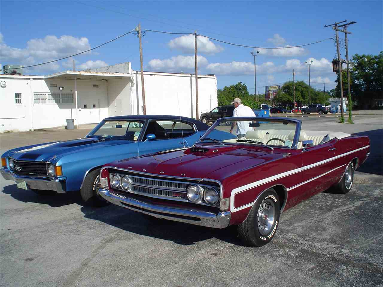 1969 ford torino gt convertible 390 4 speed 995986