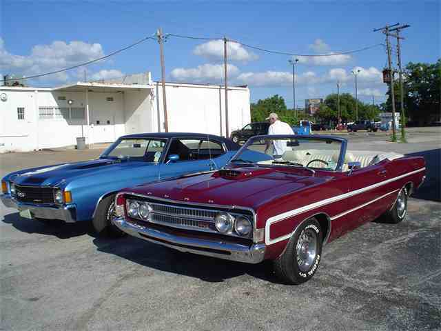 1969 Ford Torino GT Convertible 390 4 speed | 995986