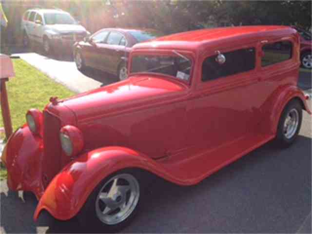 1933 Plymouth Sedan | 995999