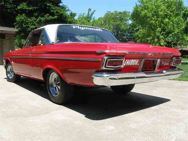 1964 Plymouth Belvedere | 990006