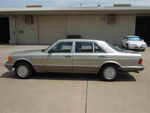 1989 Mercedes-Benz 420SEL | 990600