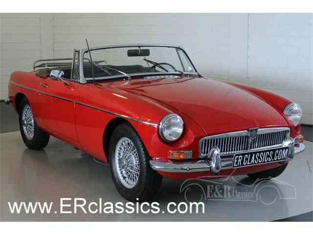 1968 MG MGB | 996002