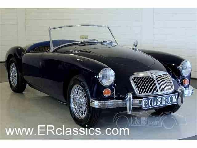 1962 MG MGA | 996004