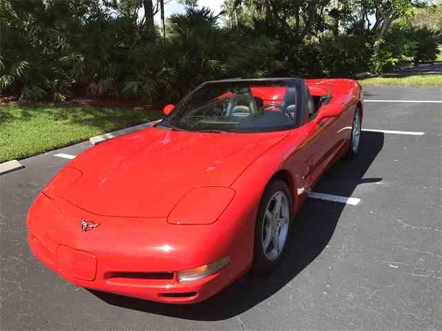 2002 Chevrolet Corvette | 996005