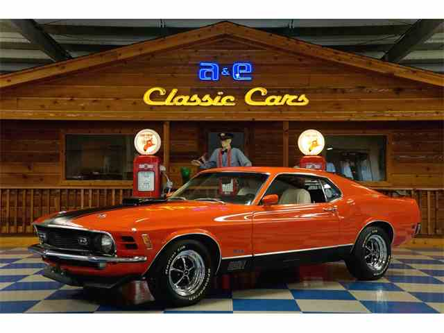 1970 Ford Mustang Mach 1 | 996010