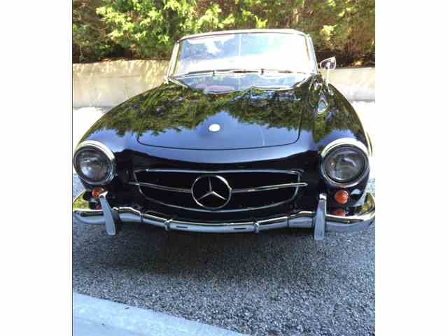 1959 Mercedes-Benz 190SL | 996013