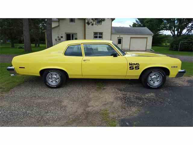 1974 Chevrolet Nova SS | 996014