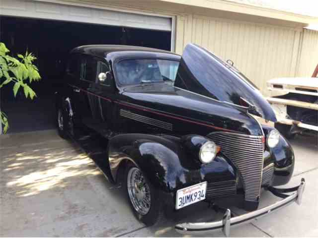 1939 Chevrolet 2-Dr Coupe | 996015