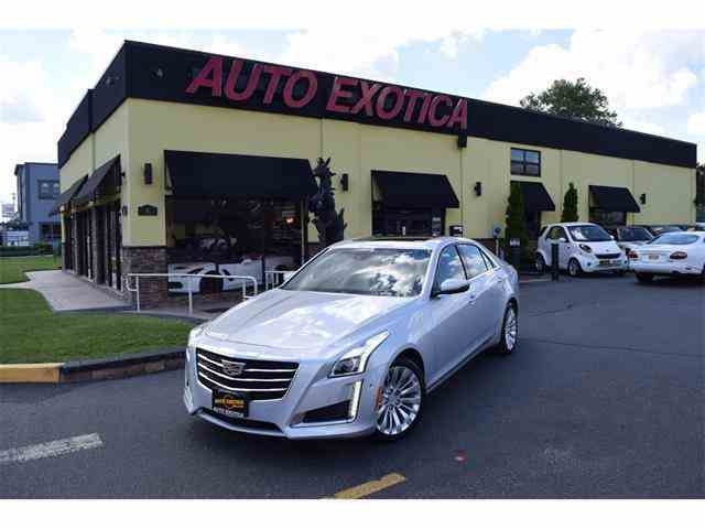 2015 Cadillac CTS3.6L Performance Collection   996022